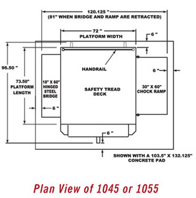 Plan view 1045 or 1055