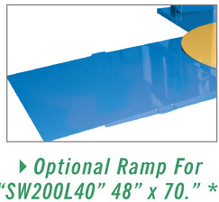 Series 200 Semi Automatic Stretch Wrappers