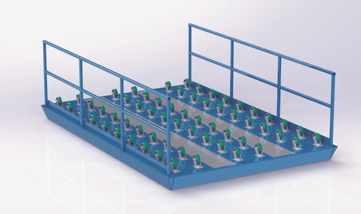 Caster Decks